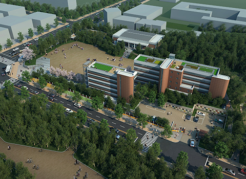 Creation of the Gaepo Digital Innovation Park