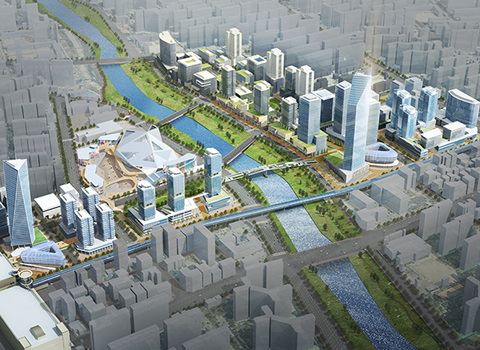 Creation of the New Economic Hub in Chang-dong·Sanggyeo