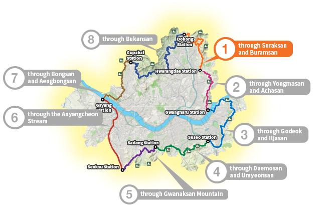 03Seoul Trail Courses Seoul Metropolitan Government