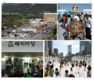 Gwanghwamun Square draws nearly 10 million visitors