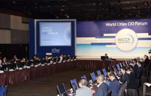 Seoul Takes the Lead in World E-Governance