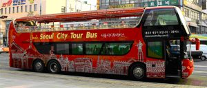 """Discover """"Seoul's Traditional Markets"""" with the Open Top Double-decker Bus"""