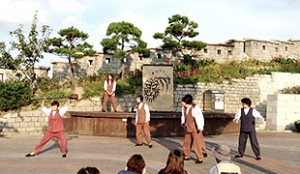 Seoul Storytelling Project to Create New Tourist Attractions - Performance No. 1