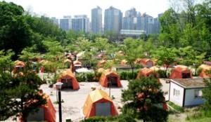 Gangdong Greenway Family Camp