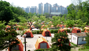 Gangdong Greenway Family Camp