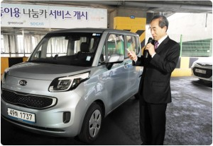 Seoul Metropolitan Government to Expand the Nanum Car Service to 1,000 Units by Year End