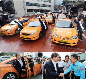 Taxi Fare in Seoul Raised on October 12