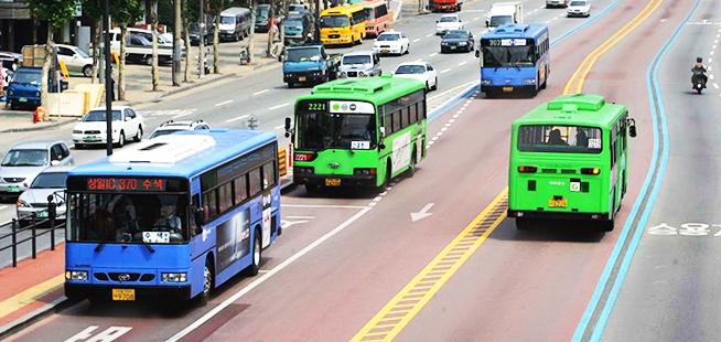 Seoul public transportation - Seoul metro maps | Seoul