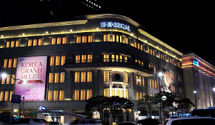 Shinsegae Department Store (HQ)