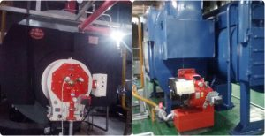 Reducing Nitrogen Oxide Emissions by 200 Tons by Replacing Boiler Burners