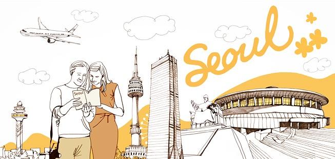 Visit to Seoul