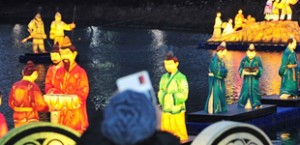 Exhibition of Lanterns Carrying Hanseong Baekje's Dreams