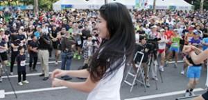 Enjoying Gangnam in Fall 2013!
