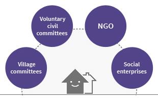 Voluntary civil committees