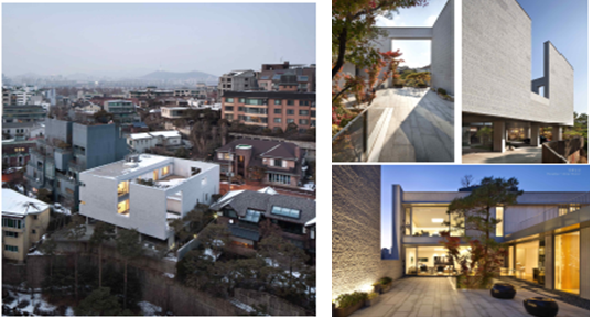 2nd Prize: Houses in Bangbae-dong