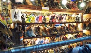 Gwangjang Market - Vintage Shops