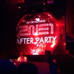 Partying 2NE1\'s style