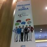 Moving to Korea