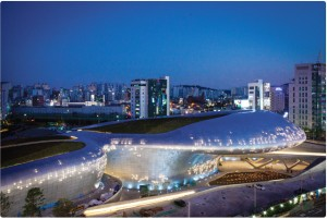 New Dongdaemun Scenery DDP Opens on March 21