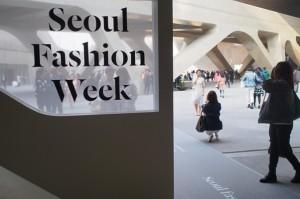 Seoul Fashion Week part