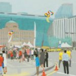 Haneul Plaza Gallery Art Competition Series 4: Seoul, Square
