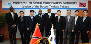 Seoul Waterworks Benchmarked in Trinidad and Tobago