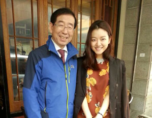 "[Mayor Park Won Soon's Hope Journal 472] ""The Streets of Hongdae, Full of Creative Contents"""