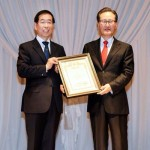 "[Mayor Park Won Soon's Hope Journal 478] ""Seoul Metropolitan Government Receives the Good Law Award"""