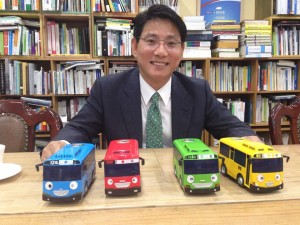 "[Mayor Park Won Soon's Hope Journal 459] ""Seoul's Tayo Bus"""
