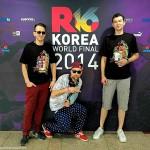 R16 WORLD FINAL - POLISH CONTRIBUTION