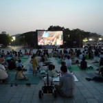 "Beat the Heat with ""Summer Night Family Theater"" at World Cup Park"