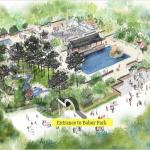 Seoul Park Opened in Tashkent, Uzbekistan