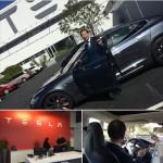 [Mayor Park Won Soon's Hope Journal 539] A visit to Tesla Motors