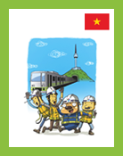 Foreign Workers Safety Handbook (Vietnamese)
