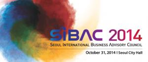 SIBAC 2014  Seoul International Business Advisory Council