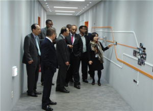 Delegation of Government Officials from India Visits and Learns about Seoul's Best Policies