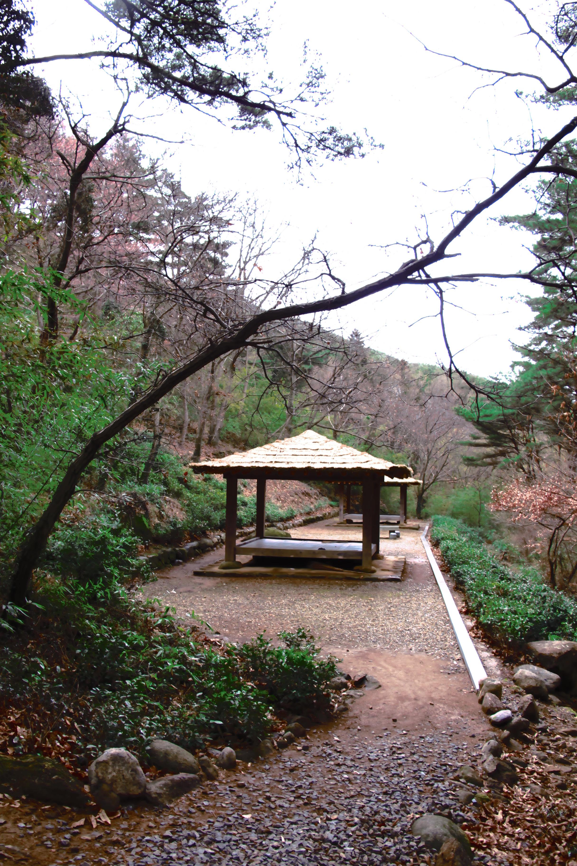 KOREA – NATIONAL PARKS, FORESTS, HIKING & CAMPING