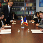"Mayor Park Signs an ""MOU on Environment, Energy, Urban Renewal, and Climate"""