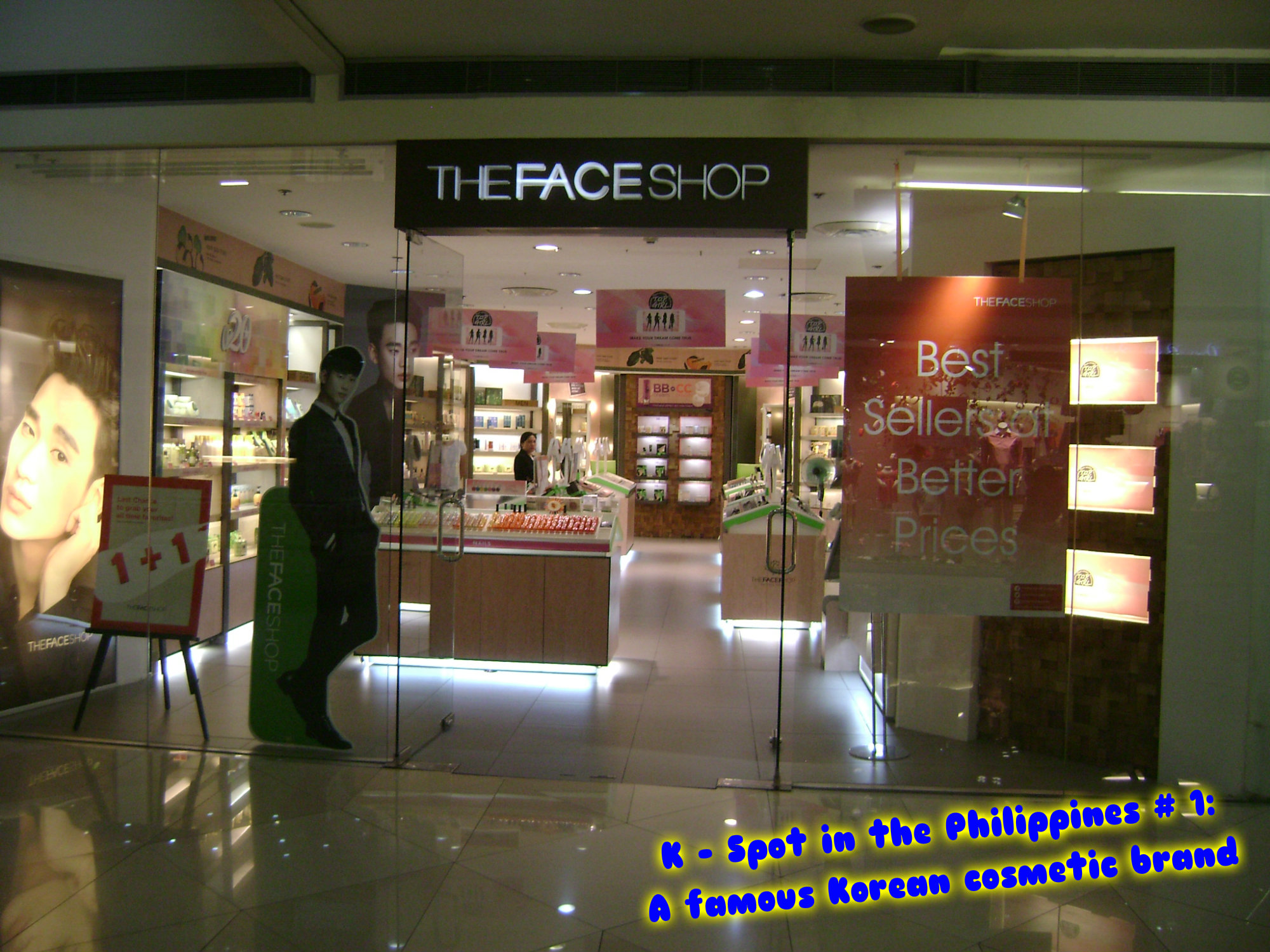 Discover Korea in my Country : K-Spot in the Philippines