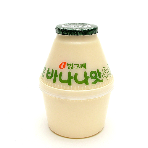 Brief history of Koreans' favourite banana milk