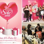 2014-2015 Korea Grand Sale returns