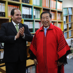 Mayor Park Won Soon Discusses Exchange and Cooperation with the Mayor of Asunción, the Capital City of Paraguay