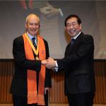 Professor Michael J. Sandel and Mayor Park Won Soon discuss justice
