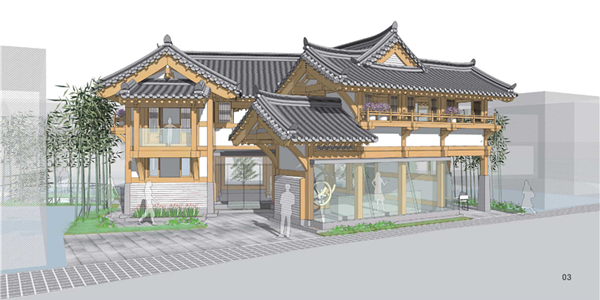 jongno's jewelry business center to be built as a hanok | seoul