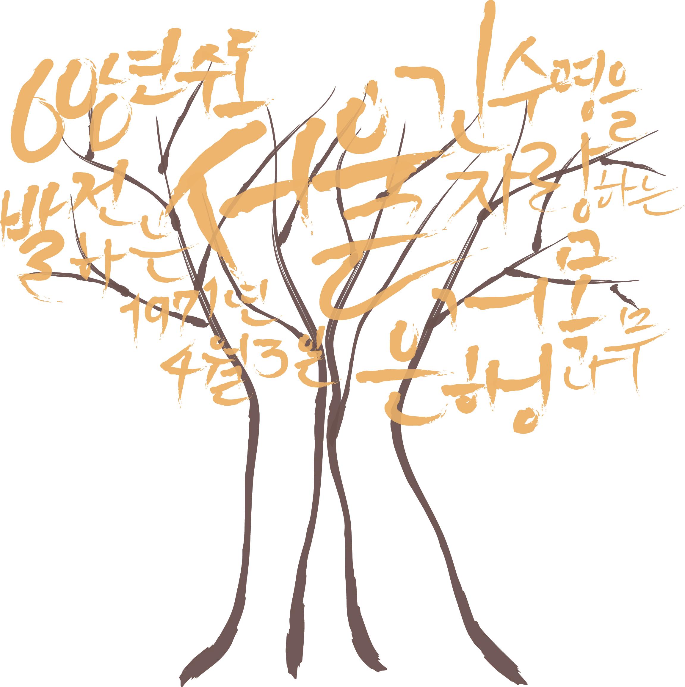 Seoul Typography Contest - chorong kim