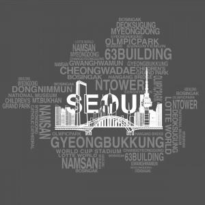 Seoul Typography Contest - ryu hyung jin