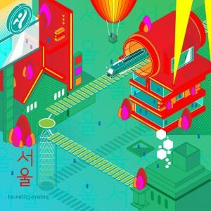 Seoul Typography Contest - Chew YJ