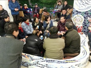 [Mayor Park Won Soon's Hope Journal 568] Think about Those Who Will Spend the Cold Winter without a Place to Call Home…