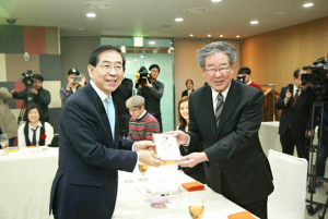 [Mayor Park Won Soon's Hope Journal 564] A Ceremony for the Appointment of Seoul's Honorary Ambassadors