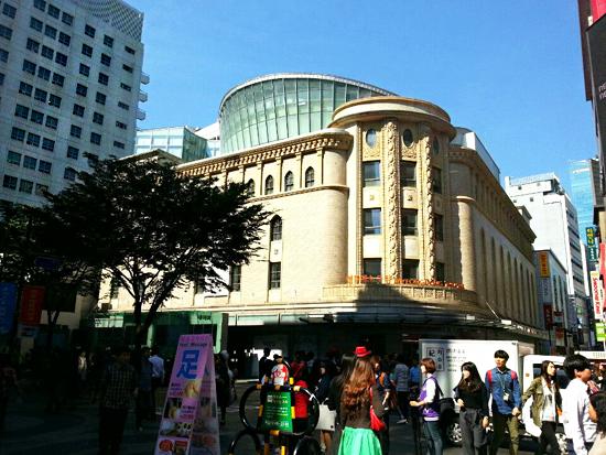 Myeongdong M Plaza
